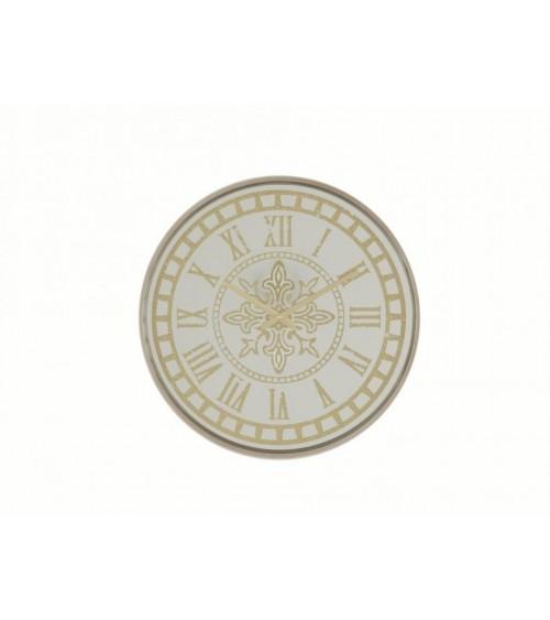 Reloj Redondo Cristal