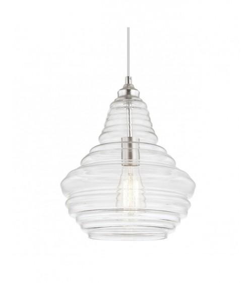 Lámpara de Techo Macao Níquel Satinado