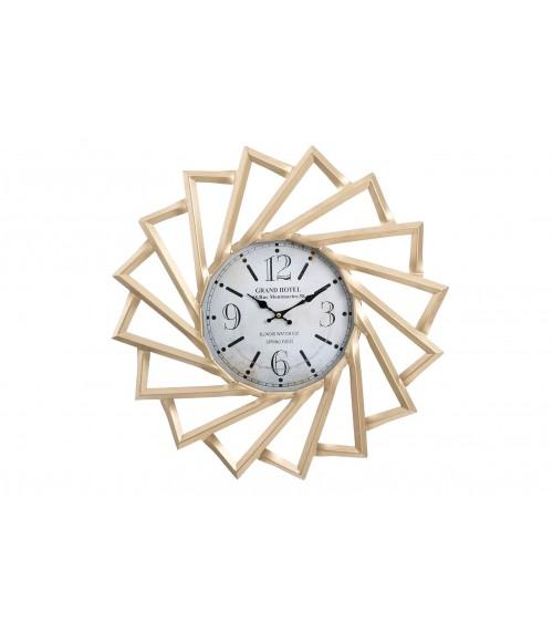 Reloj Metal Dorado