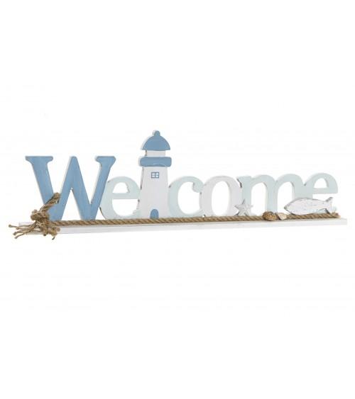 """Decoración """"Welcome"""""""