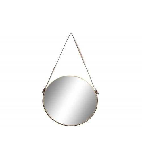 Espejo Redondo Metal