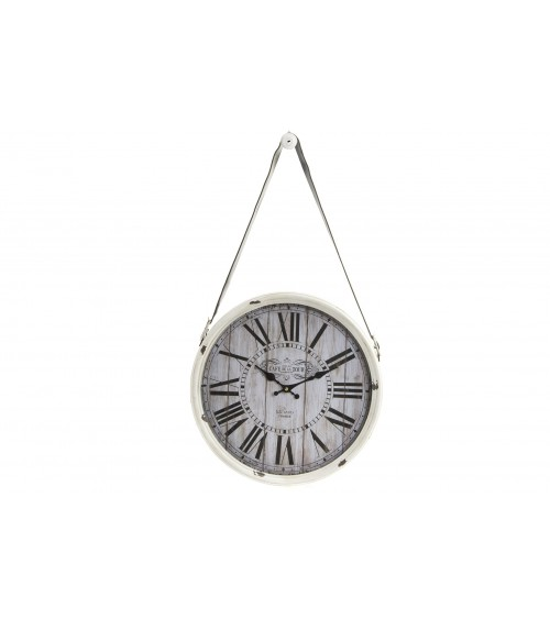Reloj Pared Metal Envejecido