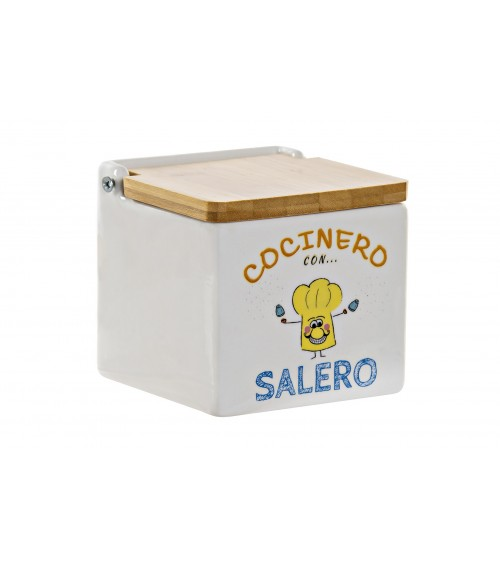 "Salero ""Cocinero con Salero"""