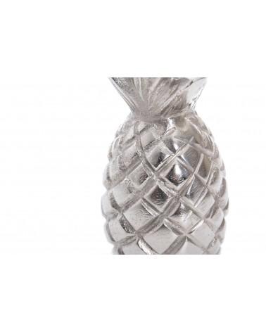 Piña Decorativa de Níquel