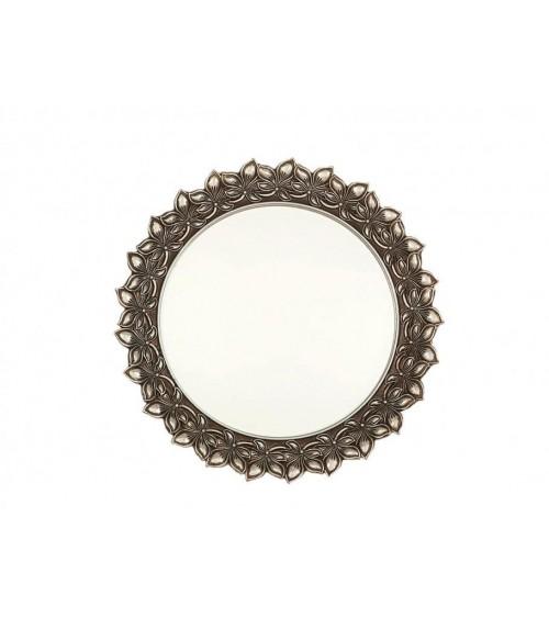 Espejo de Resina Plateado