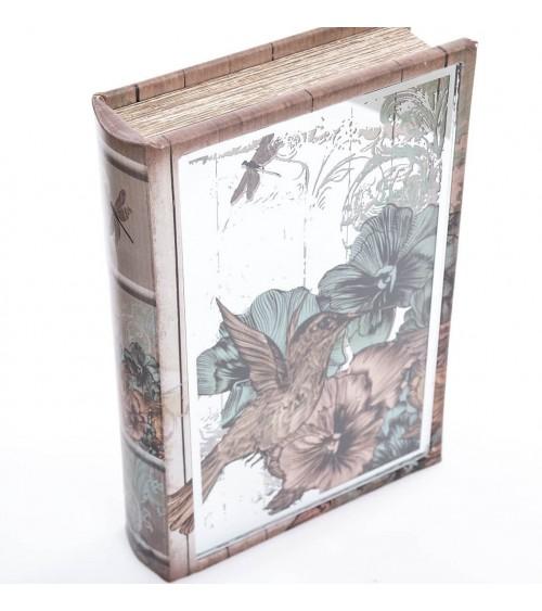 Caja Libro con Espejo