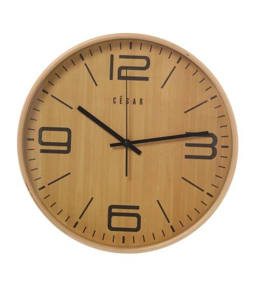Reloj Pared de Madera