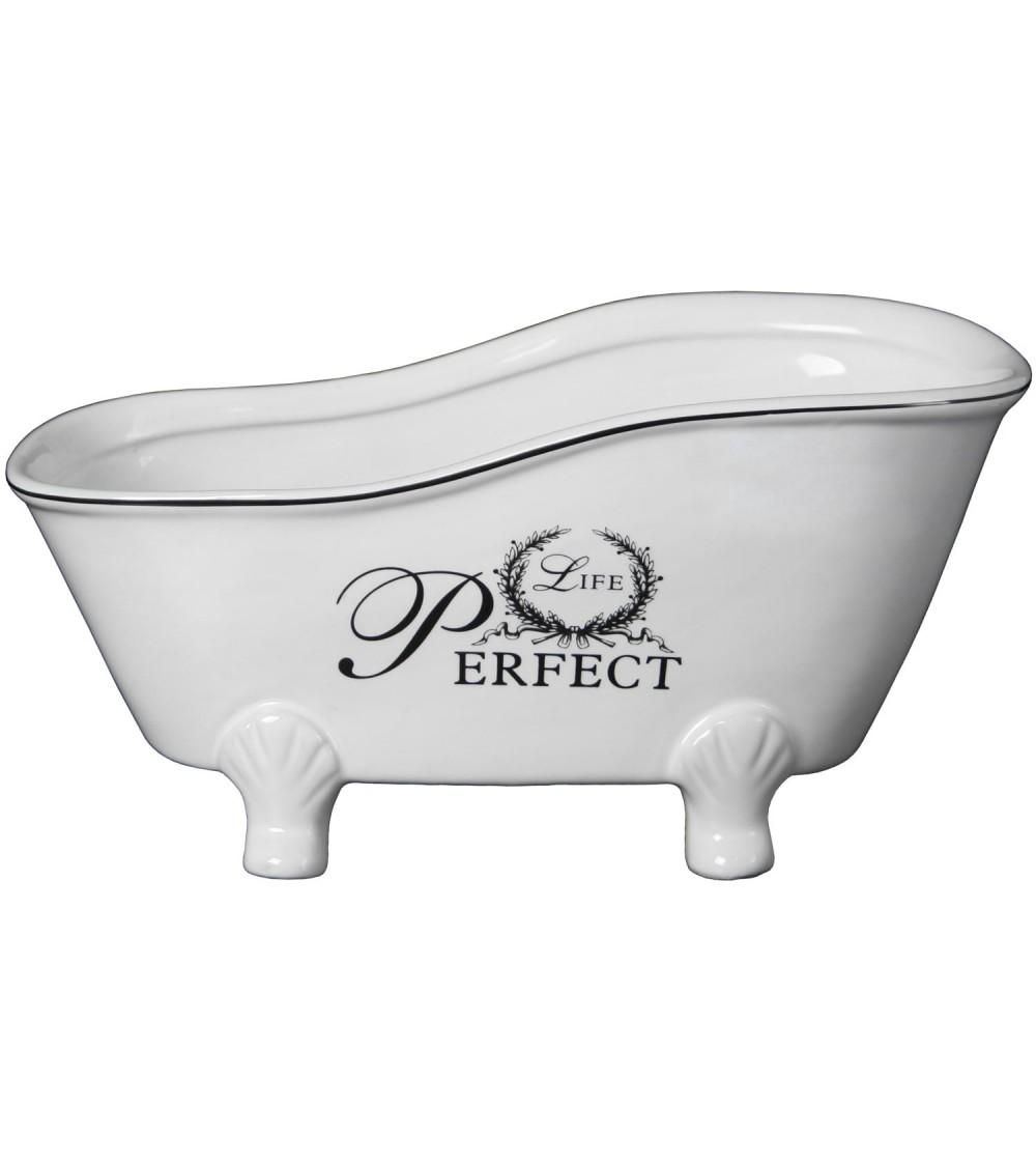 "Bañera de Cerámica ""Life Perfect"""