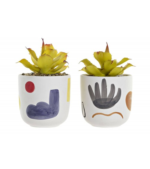 Maceta Cactus de PVC